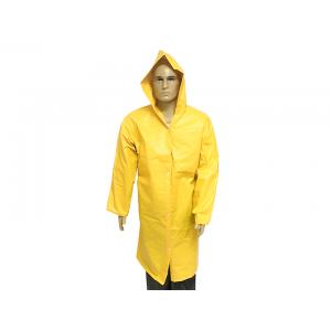 Capa de Chuva Forrada Amarela OT-3009-CC