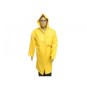 Capa de Chuva Forrada Amarela M OT-3010-CC