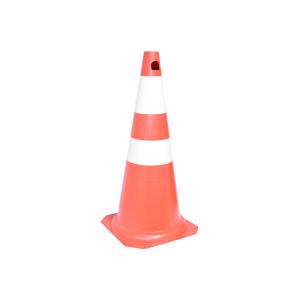 Cone de Sinalização em PVC 75 Cm OT-3005-CP