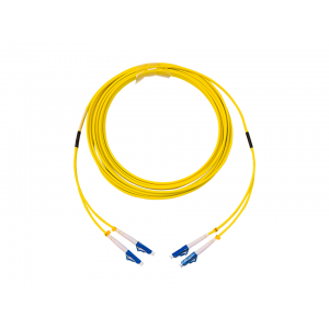 Cordão Óptico Duplex Monomodo LC/UPC 10 Metros OT-8821-LD