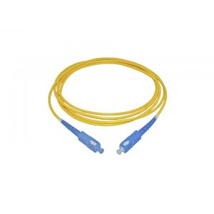 Cordão Óptico Simplex Monomodo SC/UPC 2 Metros OT-8805-SS