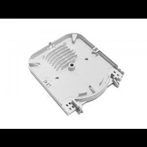 Bandeja para caixa de emenda óptica 12 FO OT-8430-BE