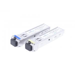 Módulo Mini Gbic SFP 1.25Gbps Bidirecional 40 Km OT-8623-SF (Par)