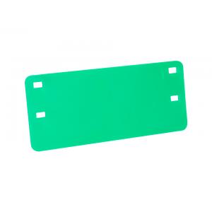 Plaqueta de Identificação Verde Cabo Óptico
