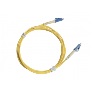 Cordão Óptico Simplex Monomodo LC/UPC 3 Metros OT-8801-LL