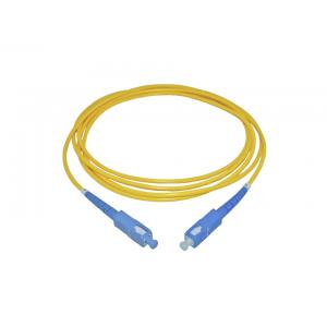 Cordão Óptico Simplex Monomodo SC/UPC 3 Metros OT-8819-SS