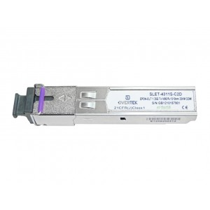 Mini-Gbic SFP EPON 20 Km Conector SC/UPC OT-8604-SF