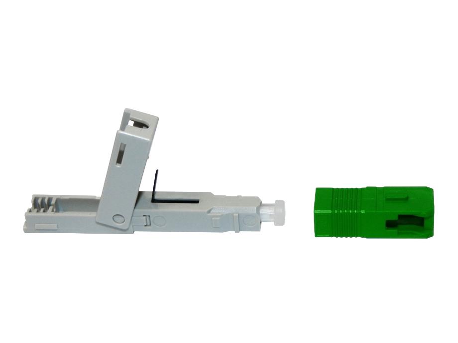 Fast Conector Óptico de Campo SC/APC OT-8408-CR
