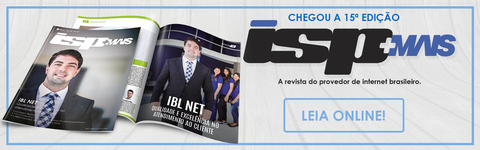 Chegou a 15ª Edição da Revista iSP Mais!!