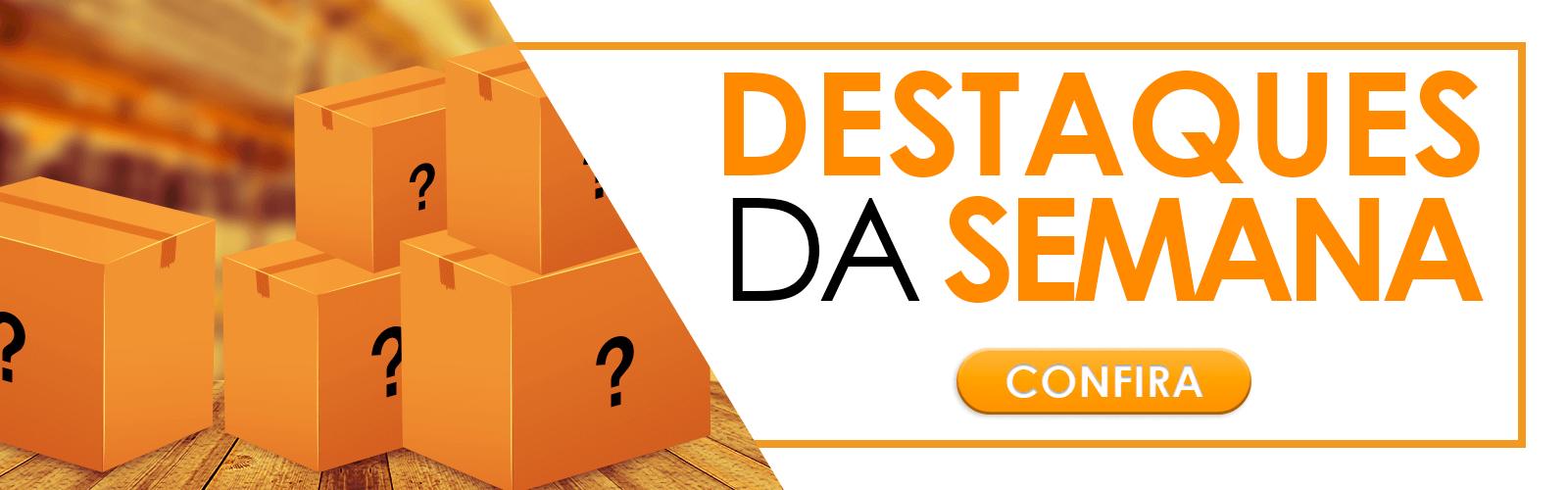 Confira a categoria Destaques da Semana!