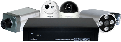 Sistema de Monitoramento e Segurânça Overtek.