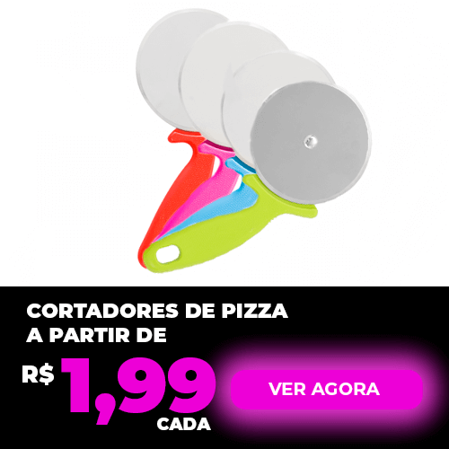 Cortador de Pizza Simona