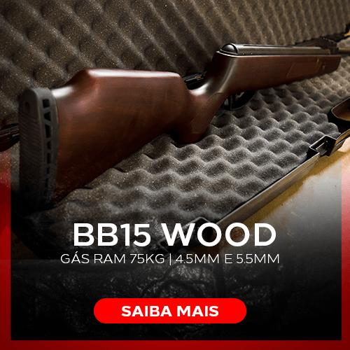 Carabina BB15 Wood